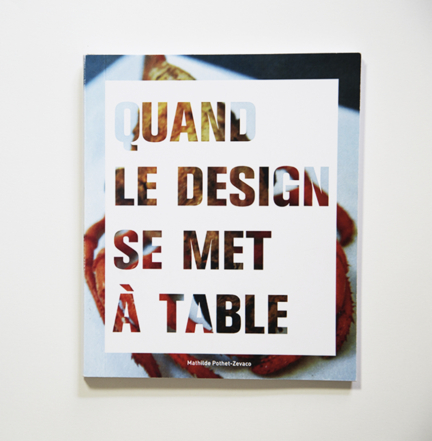 Mémoire Quand le design se met à table