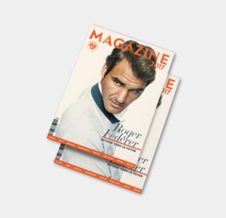 ROLAND-GARROS Magazine