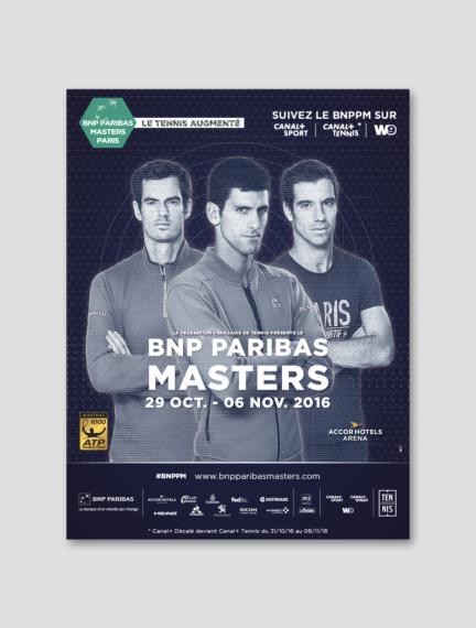 Campagne BNP Paribas Masters 2016