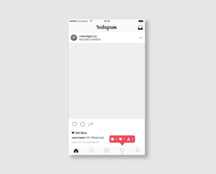 Social Media Roland-Garros