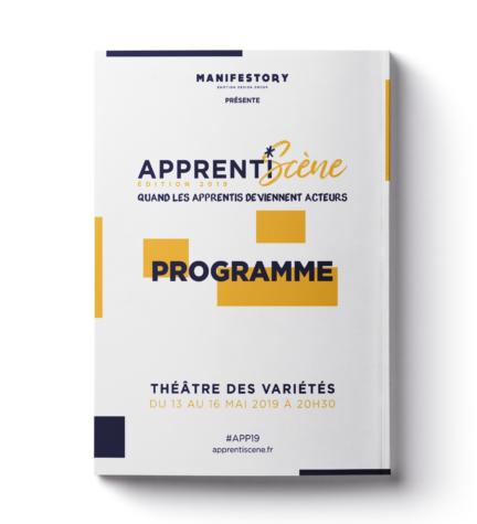Programme Apprentiscène 2019