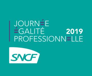 JOURNÉE DE L'ÉGALITÉ PROFESSIONNELLE – SNCF